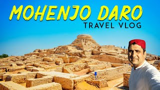 Mohenjo Daro Travel VLOG | 4700 Years Old Indus Valley Civilization