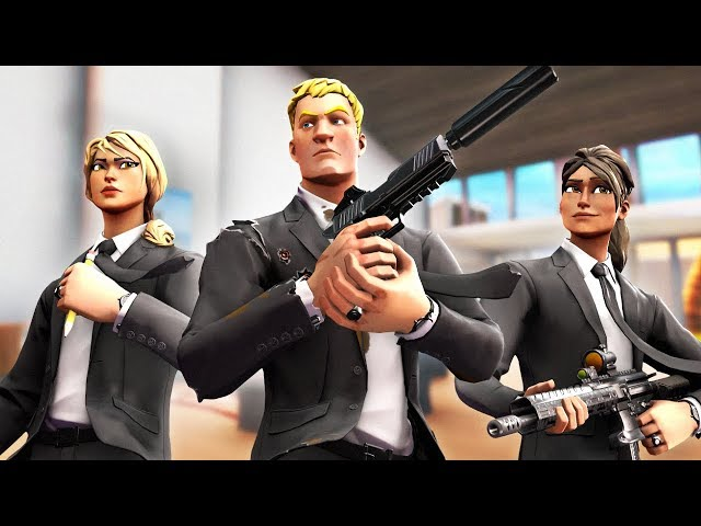 I play as john wick in fortnite