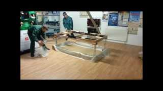 Billiard Dining Table Pronto Assembling Instruction 2014 01