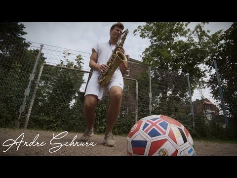 Live It Up - Nicky Jam (Saxophone Cover) 2018 FIFA World Cup Russia