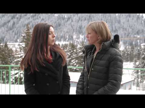 WEF Davos 2015 Hub Culture Interview Isabel Fernandez Mateo
