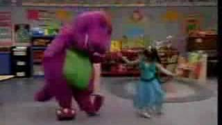 Barney move bitch