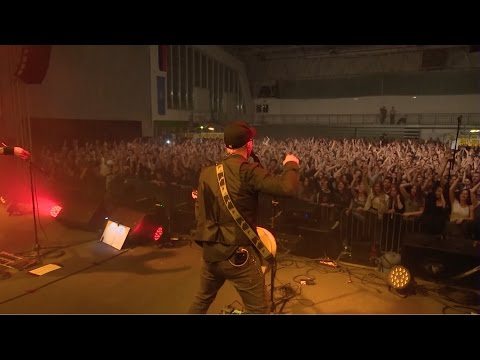 Siddharta - B Mashina (Live @ Do Konca! Tour, 2017-04-15, Kranj)