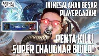 Download Video Tips & Trick Make Gajah! Penta Kill indehaus YOO! Jangan Salah Build! MP3 3GP MP4