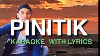 PINITIK KARAOKE with lyrics BISAYA CHRISTIAN SONG 