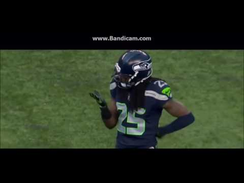 Richard Sherman fails and Trash Talk compilation