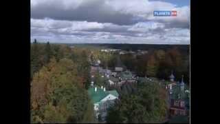 Небо на земле. Псково-Печерский монастырь
