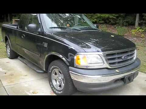 2003 Ford F-150 Full Tour, Start Up, and Driving