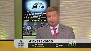 Ireland Contracting Sports Call: Jan. 19, 2019 (Pt. 3)