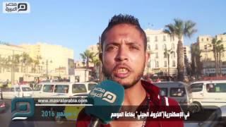 بالفيديو| مع قرب حلول عيد الأضحى.. الخروف في الإسكندرية
