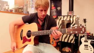 Жесть! Виртуоз на гитаре! #1 (Tobias Rauscher)