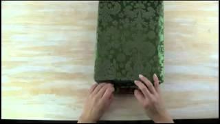 Подарочная упаковка своими руками(Урок упаковки коробки с подарком., 2013-11-12T18:41:59.000Z)