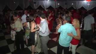 Baile do Vermelho Grupo Damas da Noite na domingueira do Carijó  com a banda Alfa 7 Grav NOV 14