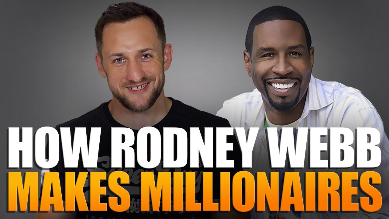 How Rodney Webb Makes Roofing Millionaires  Invitation to 2020 Conference