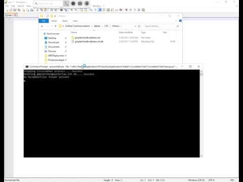 Cisco Jabber Conversation Secure Delete Cleanup ~ Mick's IT