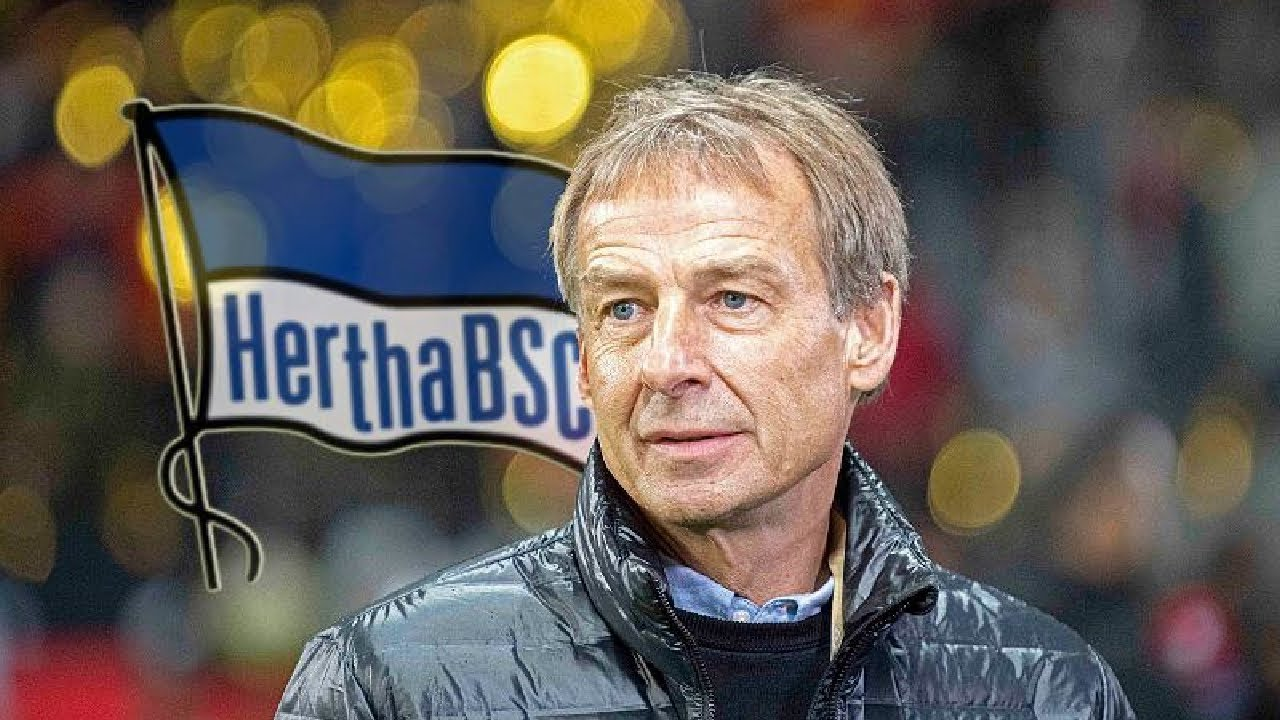 Neuer Trainer Hertha Bsc