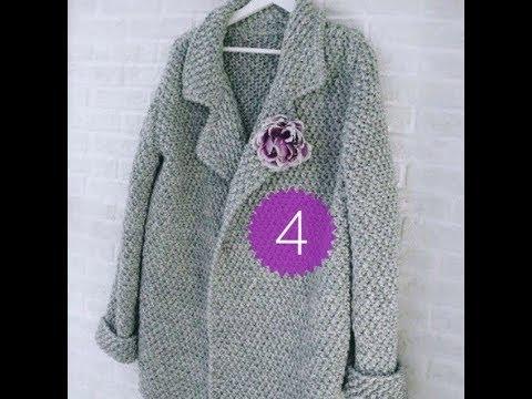 вязаное пальто крючком кофта крючком кардиган крючком кофточка