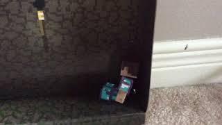 S2E2 minecraft/roblox/stikbot/dc comics/emerald bucket crossover stop motion