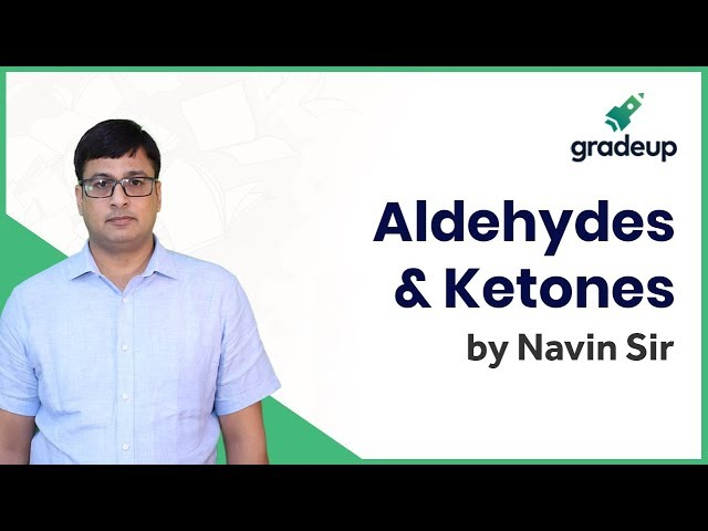 Live Analysis of Aldehydes & Ketones Quiz | JEE Main Jan 2019