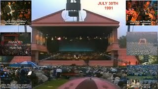 PAVAROTTI IN HYDE PARK -  LONDON - 30TH JULY 1991 - PART TWO