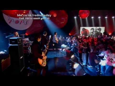 Oasis - Falling Down (Live Top Of The Pops 2009) (High Quality video)(HQ)