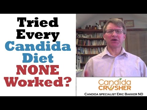 I've Tried Every Candida Diet And NONE Work!?