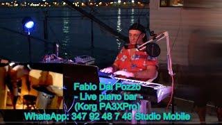 Fabio Dal Pozzo al Molo Sud di Giulianova - MP3 256, video Full HD