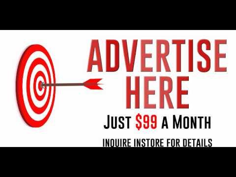Kiwi Kraze - 'Advertise Here' animation