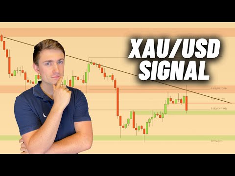 XAU/USD Forex Trading Setup: I Took a Trade! | Gold & USD Analysis