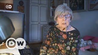 105 yaşındaki blog yazarı: Bilgisayar gençleştiriyor - DW Türkçe