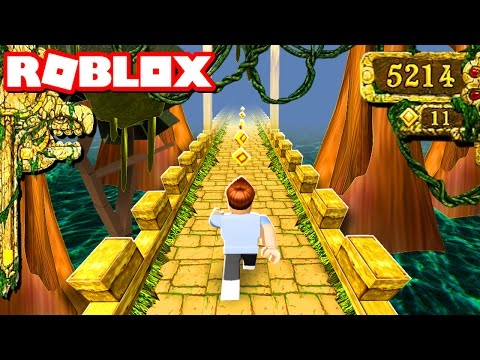 Thumbnail: TEMPLE RUN IN ROBLOX