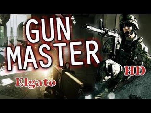 Partie Commenter sur Battlefield EN HD (ELGATO) avec GG (GUN MASTER)
