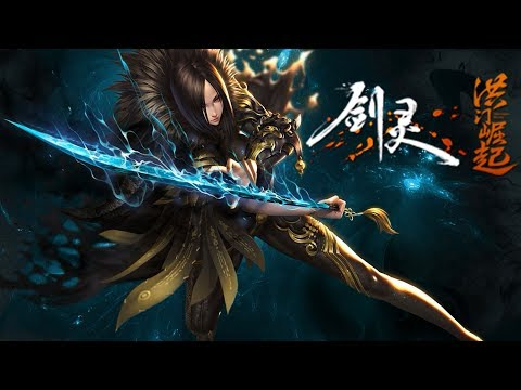 Blade & Soul Hongmoon Rising Gameplay – Blade Master & New Assassin – Open Test