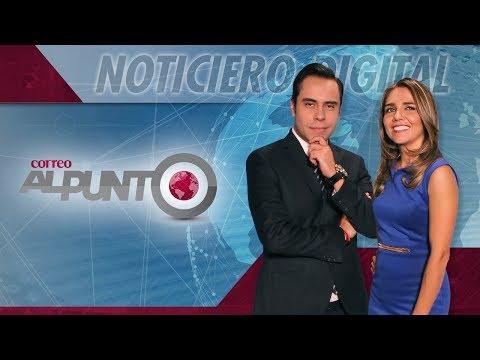 Noticiero Digital 'Correo Al Punto' [18-5-18]