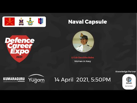 Defence Career Expo 2021 - Naval Capsule 03