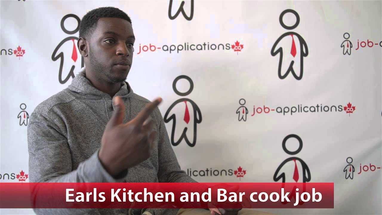 Working At Earls Kitchen And Bar