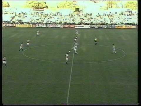 Fastest Soccer Goal (Damien Mori) 1995/96 NSL