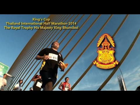 Thailand International Halfmarathon2014