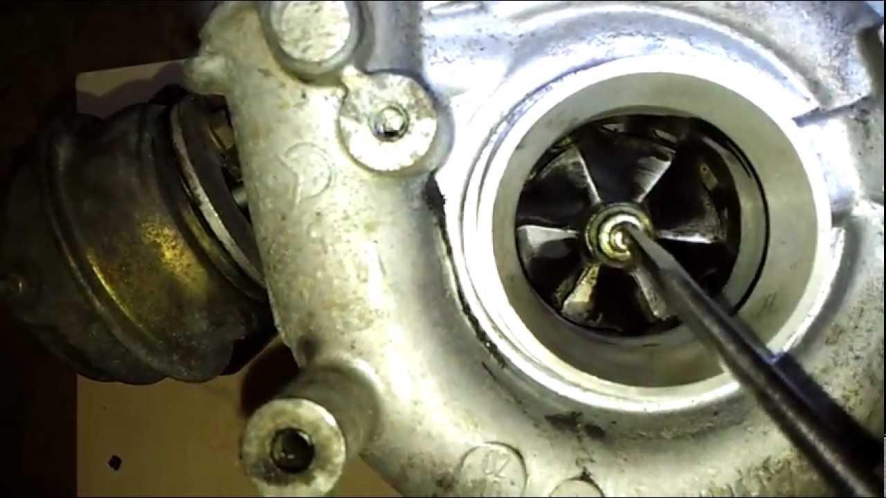 Range Rover 3 0td6 Turbo Failure Youtube