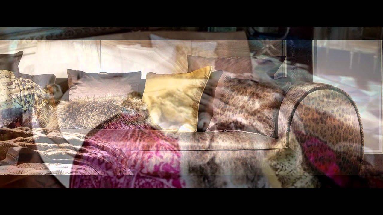 Roberto Cavalli Furniture Miami   YouTube