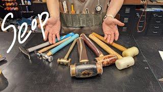 [가죽공예 SEOP] 제 도구와 장비를 소개합니다 2편