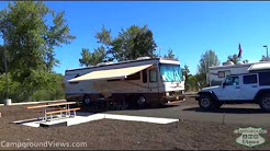 Jackson County Expo Southern Oregon RV Park Central Point Oregon OR - CampgroundViews.com