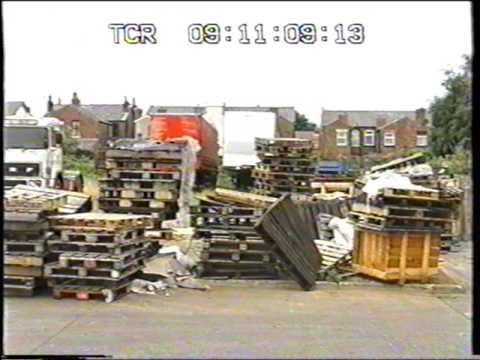 Hattersley Newman Hender, Ormskirk, 2003. (Part 8) Archive Video.