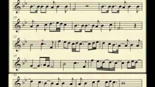 My-Heart-Will-go-on-violin sheet
