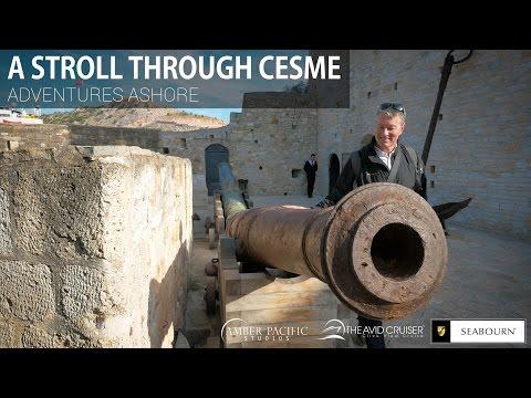 Adventures Ashore: A Stroll Through Cesme, Turkey