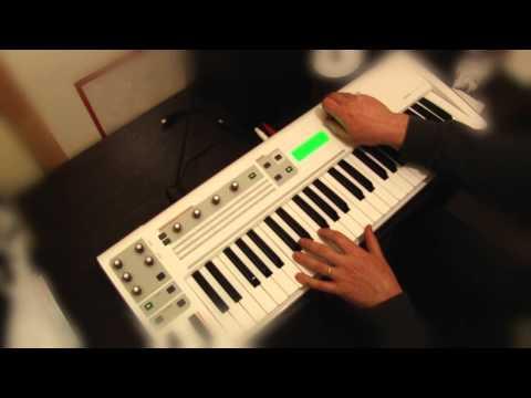 M-Audio Venom synth sounds review