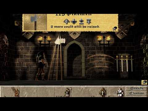 Lords of the Realm II first map playthrough in under 20 minutes |