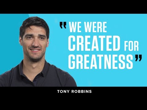 """#Unleashed Dan Gogliotti """"We were created for greatness"""" 