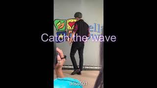 キムヒョンジュン 9/25発売Catch the waveリリイベ 大宮ステラ 15時.
