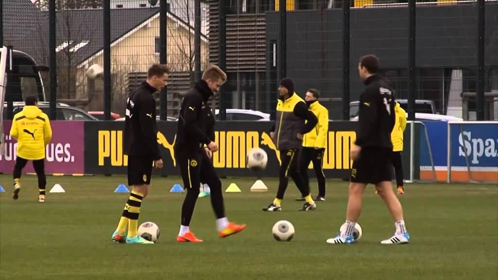 Jürgen Klopp knallhart: Keine B-Noten und auch kein Mitleid | Hamburger SV - Borussia Dortmund